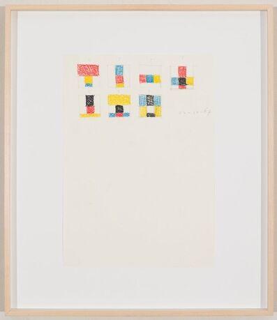 Max Bill, 'Komposition, 16.2.69', 1969