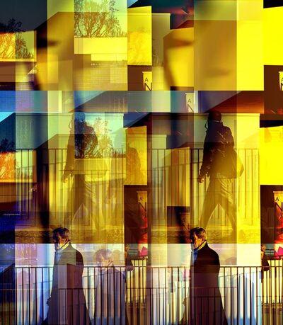Mario Rossi, 'Citylife Again', 2019