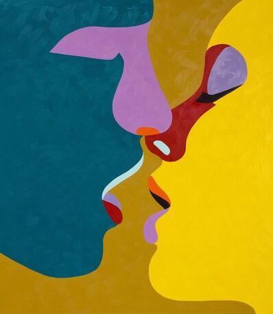 Helen Beard, 'Illicit Kisses', 2020