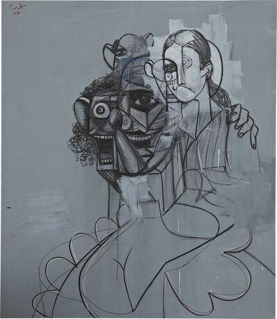 George Condo, 'The Housekeeper's Diary', 2007