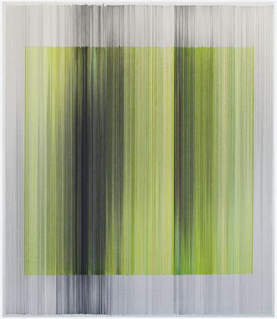 Anne Lindberg, 'unfold 04', 2016