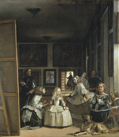 Diego Velázquez, 'Las Meninas', 1656