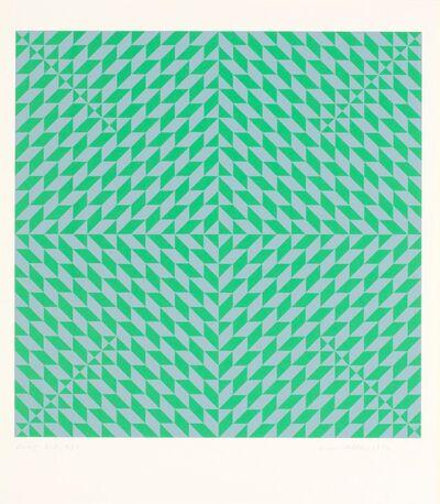 Anni Albers, 'Do-C', 1973