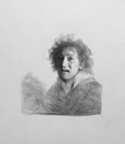 Yasumasa Morimura, 'Face Study VII', 1994