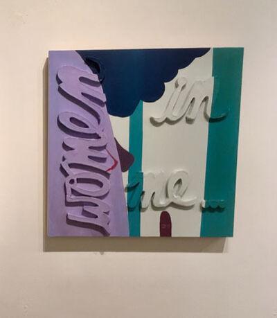 Alexandria Smith, 'The women in me', 2016