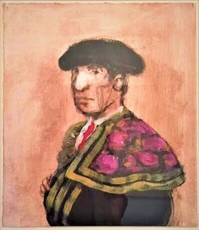 Miguel Macaya, 'Bullfighter', 21th Century