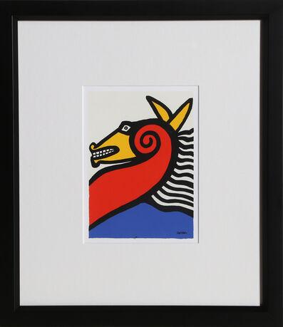 Alexander Calder, 'Seahorse', circa 1975