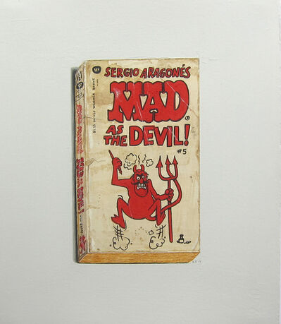 Richard Baker, 'MAD as the Devil!', 2015