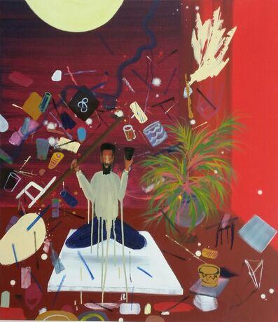Shai Azoulay, 'Tantra Painter', 2017