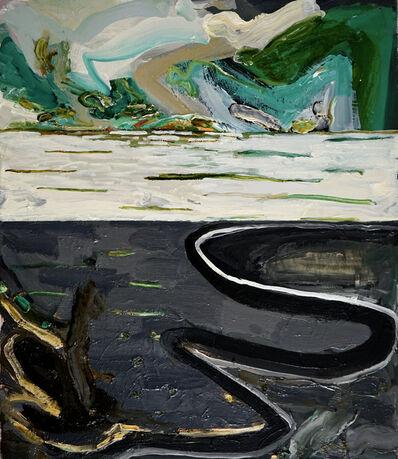 Alfredo Gisholt, 'Maine Landscape - Seascape', 2020