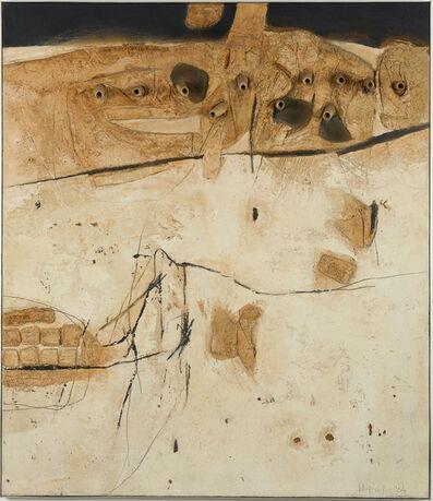 Jaap Wagemaker, 'Dogon Muur', 1964