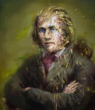 Mathieu Laca, 'Johannes Brahms', 2019