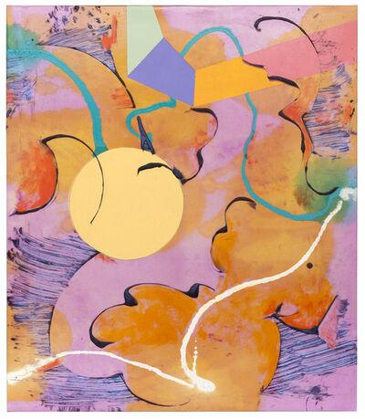 Walter Darby Bannard, 'Recamier (16-10A)', 2016