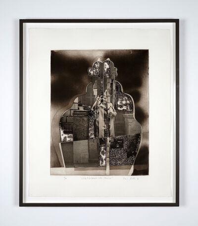 Dieter Roth, 'Selbstbildnis als Pariser', 1973-1974