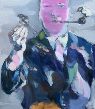 Simona Deflorin, 'Der Dompteur', 2016