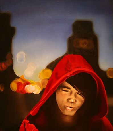 W. Max Thomason, 'Little Red Riding Hood', 2013