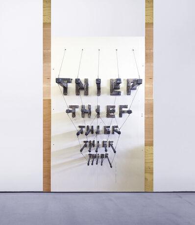 Sean Shim-Boyle, 'TBD (Thief Cattle Brands)', 2016
