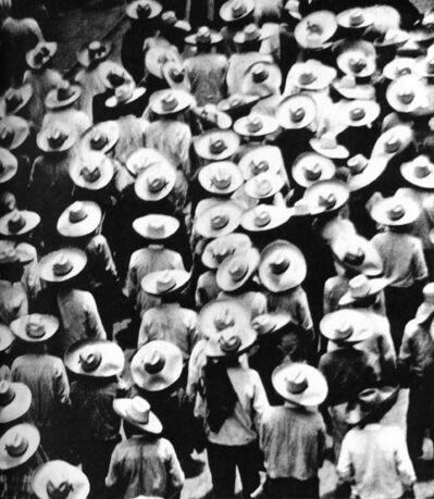 Tina Modotti, 'Marcha de los trabajadores', ca. 1926