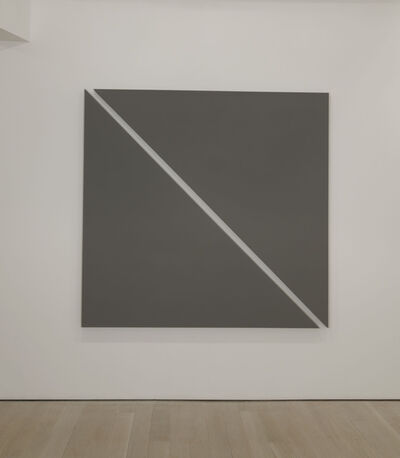 Alan Charlton, 'Single Diagonal', 2011