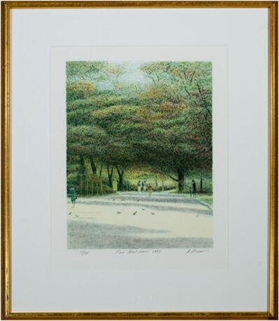 Harold Altman, 'Parc Montsouris', 1997