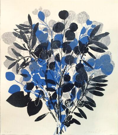 Jennifer Marshall, 'Blue Pearl', 2015