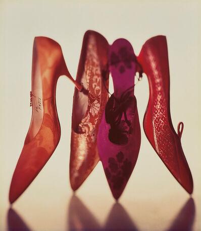 Irving Penn, 'Four Shoes, New York', 1959