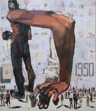 Dawit Abebe, 'Longs Hands 25', 2021