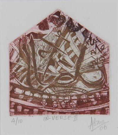 Asma Menon, 'In-Verse II ', 2006