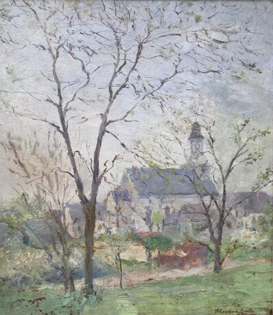 Houghton Cranford Smith, 'Wellfleet in Spring', 1915