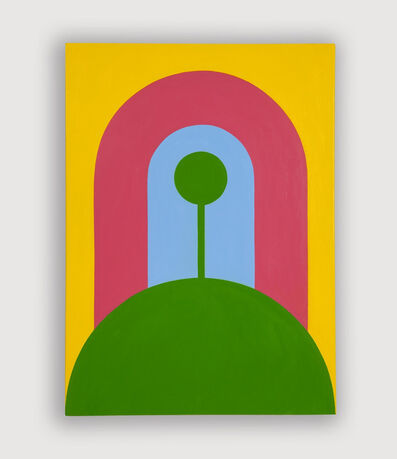 Leonhard Hurzlmeier, 'Baum (Tree)', 2018