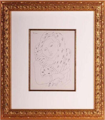 Henri Matisse, 'Portrait d'une Femme', 1943