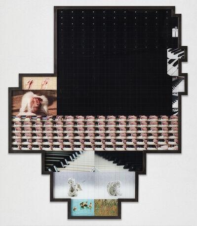 Shiyuan Liu / 刘诗园, 'Almost Like Rebar No. 7', 2018