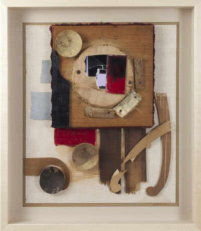 Louise Nevelson, '(untitled) Assemblage', 1951