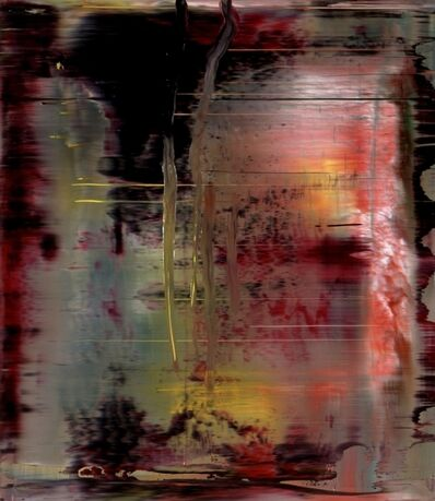 Gerhard Richter, 'Abstraktes Bild (869-7)', 2000
