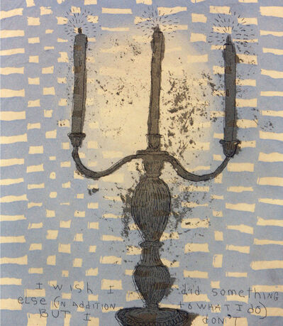 Squeak Carnwath, 'I Wish', 2011