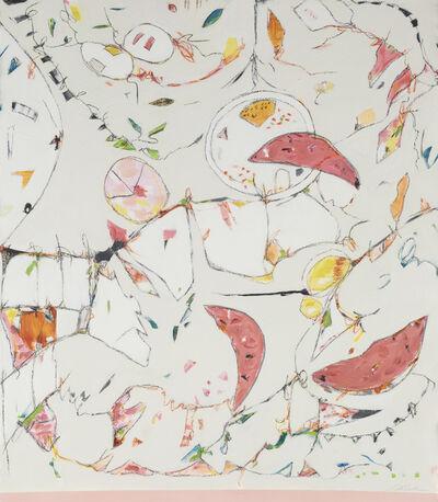 Teresa Roche, 'Watermelon, Grapefruit & Bubble Gum', 2018