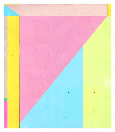 George Byrne, 'Wall Detail #1 ', 2019