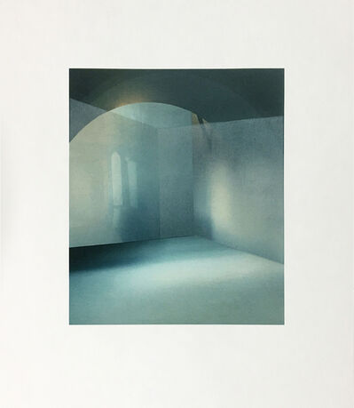Prudence Ainslie, 'arch - between', 2020