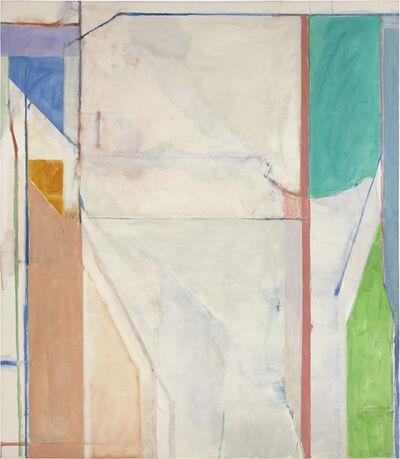 Richard Diebenkorn, 'Ocean Park #43', 1971
