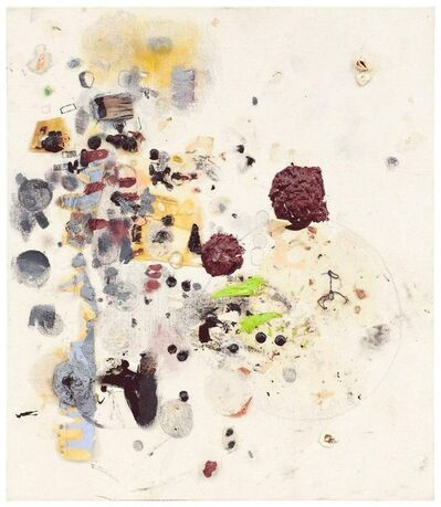 Michelle Fierro, 'Once Again: Boom III, Mixed Media Abstract Contemporary Collage', Late 20th Century