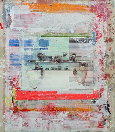 Radek Szlaga, 'Apes Humans Painters', 2015