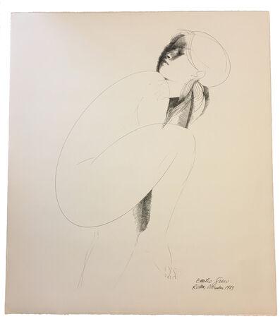 Emilio Greco, 'Ellipse', 1973-1974