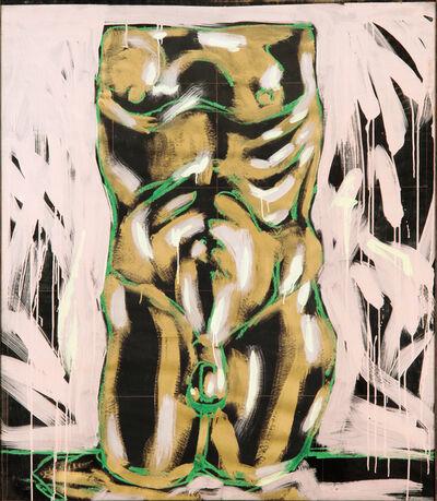 Luis Frangella, 'Torso', 1982