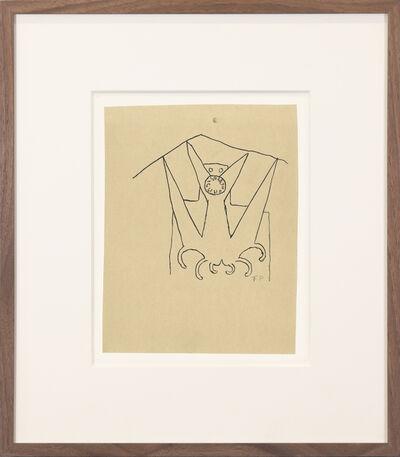 """Francis Picabia, 'Composition liée à """"Chi-lo-sa""""', ca. 1949-50"""