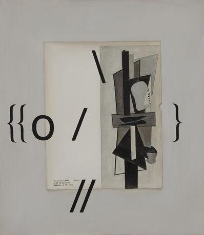 Jen Mazza, 'Composition {{o }', 2013