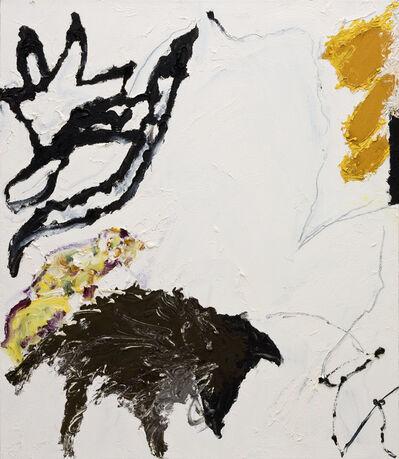"""Don Van Vliet, '""""The Drazy Hoops, No. I""""', 1997"""