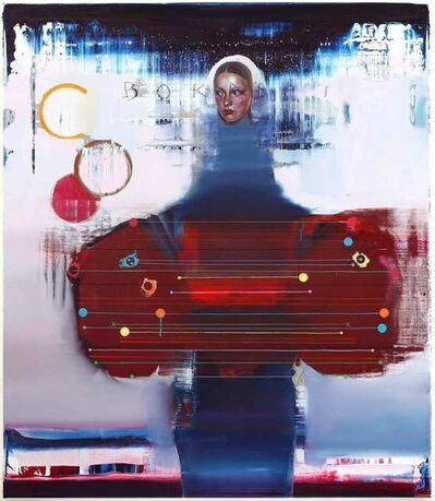 Rayk Goetze, 'Hoheit (2)', 2020