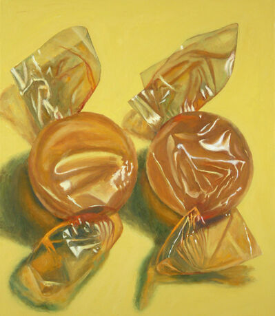 Douglas Newton, 'Two Butterscotch', 2019