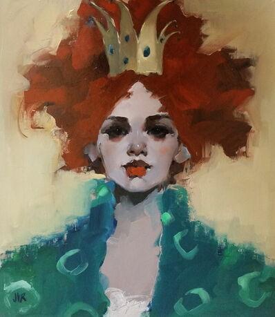 June Valentine Ruppe, 'Chin Up Princess', 2019