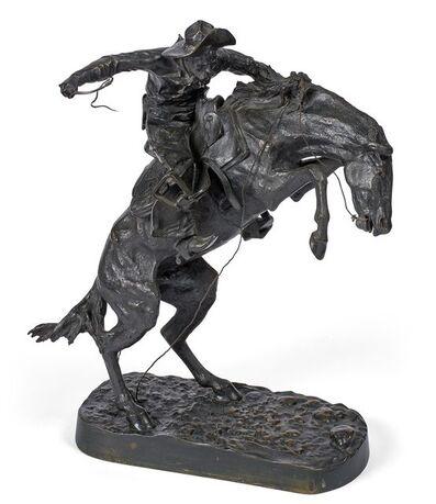Frederic Remington, 'Bronco Buster'